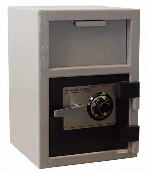 front loading depository safe hayman CV F20E