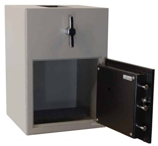 Top loading depository safe CV H20E2