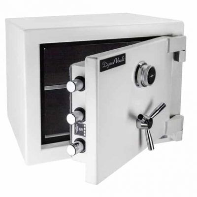 burglar fire safe DV1519 door ajar