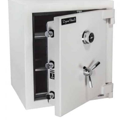burglar fire safe DV2219 door ajar