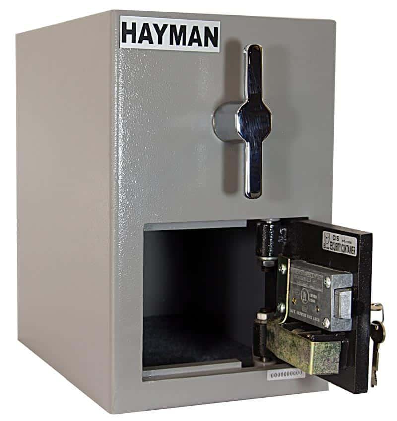 budget depository safe hayman cv h13c